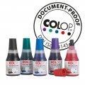 Мастила Colop различни цветове