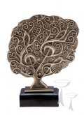 PL 005  - Малка пластика Дърво на музиката с височина 21 см - 31,50 лв