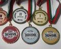 комплект медали за състезания