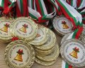 медали за математическо състезание